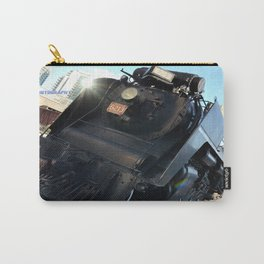 The Black Train Carry-All Pouch