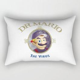 THE VIRUS Rectangular Pillow