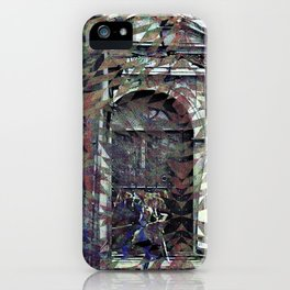 Remembrance emphasis meaning endurance insistence. iPhone Case