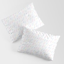 Symbol of Transgender 73 multicolor Pillow Sham