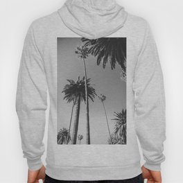Palm Trees (Black and White) Hoody