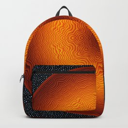 Staring Into Space Backpack