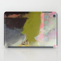 transparent iPad Cases featuring Transparent Words by Natalie Baca
