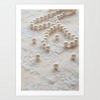 broken Art Prints featuring Broken by Colleen Farrell