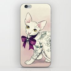 7 Lives iPhone & iPod Skin