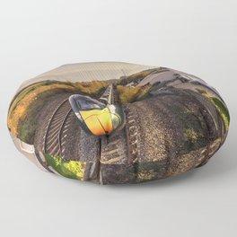 Exminster IET Floor Pillow