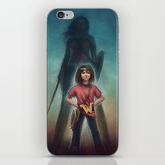 She's Got Your Back iPhone & iPod Skin