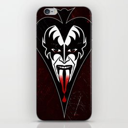 The Demon iPhone Skin