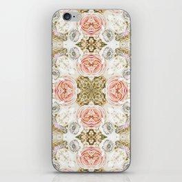 Vintage Floral Two iPhone Skin
