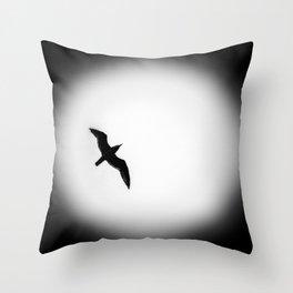 Silhoette Throw Pillow