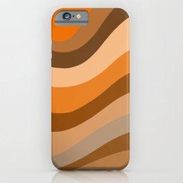 Retro Waves 7 iPhone Case