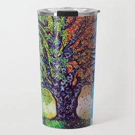 'A Tree For All Season' Travel Mug