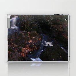 Waterfall Wyandotte Falls, MI Laptop & iPad Skin