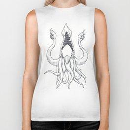 Squid Creep Biker Tank