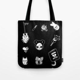 modern witch essentials Tote Bag