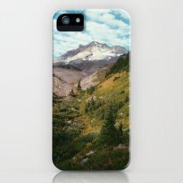 Mt Hood iPhone Case