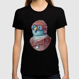 Pilot Captain Ivan Twittor T-shirt