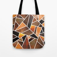 earth Tote Bags featuring Earth by Elisabeth Fredriksson