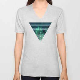 Star Signal - Nature Photography Unisex V-Neck