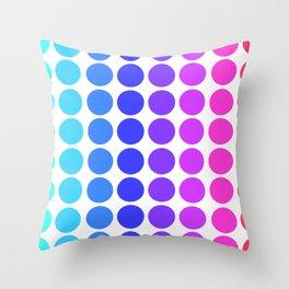 Dot Pattern Throw Pillow