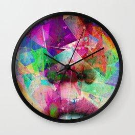 You = Lens Wall Clock
