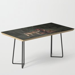 Red Riding Hood Coffee Table