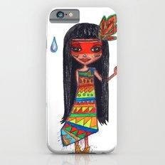 A menina que chovia Slim Case iPhone 6s