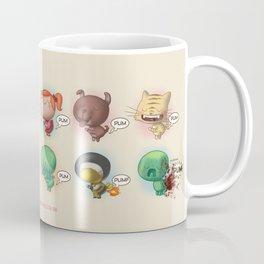 Todo Mundo Faz Pum Coffee Mug