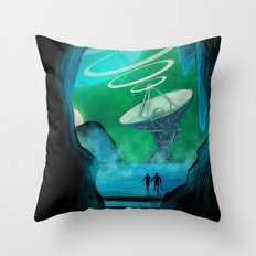 Expansion Volume IV Poster Throw Pillow