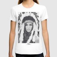 navajo T-shirts featuring Navajo by Jamie de Leeuw