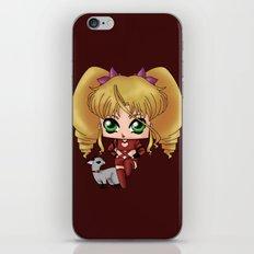 Chibi Tiara iPhone & iPod Skin