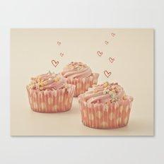 Sweet Love Canvas Print