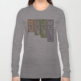SF Muni Pass Long Sleeve T-shirt