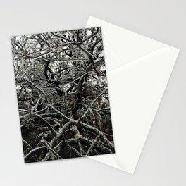 Frozen Veins Stationery Cards