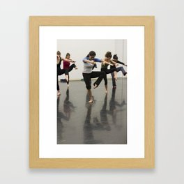 Taylor Intensive 5 Framed Art Print