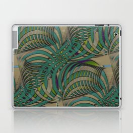 Gillespie (Green) Laptop & iPad Skin