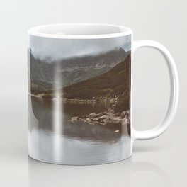 Mountain Lake - Landscape and Nature Photography Coffee Mug