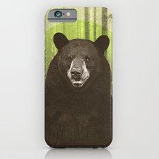 Black Bear iPhone 6s Slim Case