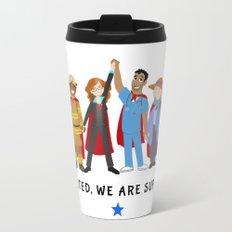 United, We Are Super! Travel Mug