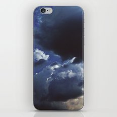 Clouds above Versailles iPhone & iPod Skin