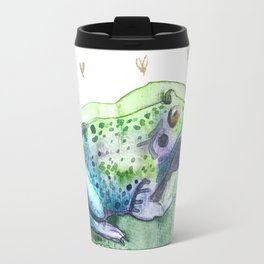 Lily Padded Travel Mug