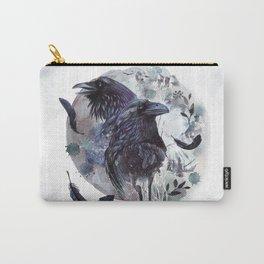 Full Moon Fever Dreams Of Velvet Ravens Carry-All Pouch
