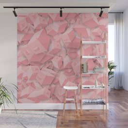 Pig Explosion! Wall Mural
