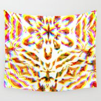 prism Wall Tapestries featuring Prism Brake by Lynsey Ledray
