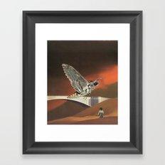 Motheaten Memories 1 Framed Art Print