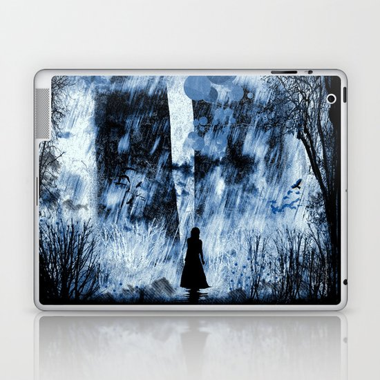rain walker redux Laptop & iPad Skin