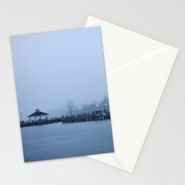 Cold Evening Stationery Cards