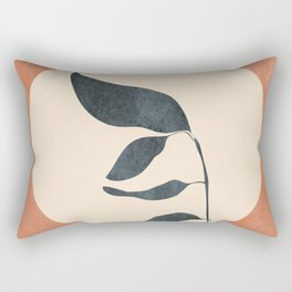 Summer Leaves Rectangular Pillow