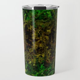modern composition 17 by rafi talby Travel Mug