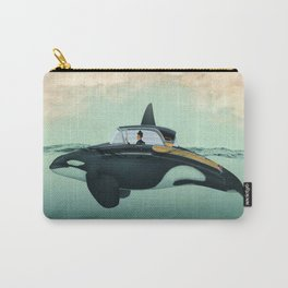 The Turnpike Cruiser of the sea Carry-All Pouch